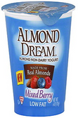 Almond Dream Yogurt - Mixed Berry -6oz
