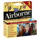Airborne Orange Tablets Bonus - 1.7 Oz