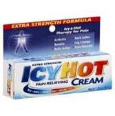 Icy Hot Extra Strength Greaseless Cream - 1.25 Oz