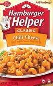 Betty Crocker Hamburger Helper Chili Cheese -4.6 oz