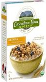Cascadian Farm Organic Granola - Oats & Honey -16oz