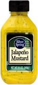 Silver Spring - Jalapeno Mustard -9.5oz