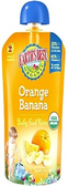 Earth's Best - Orange Banana -4oz