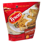 Tyson Country Fried Steak -20 oz
