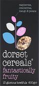 Dorset Cereal - Fruity and Tangy w/ Almonds -11.4oz