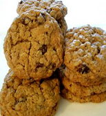 Oatmeal Raisin Walnut Cookies -6ct