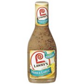 Lawry's 30 Minute Marinade Lemon Pepper With Lemon Juice-12 oz