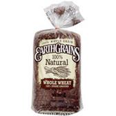 Earthgrain Whole Wheat Bread -Sandwich Bread -24 oz