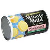 Minute Maid Pink Lemonade -12 oz