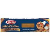 Barilla Whole Grain Thin Spaghetti Pasta - 13.25 oz