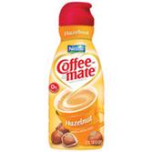 Coffee-Mate Fat Free Hazelnut - Liquid - 16 oz