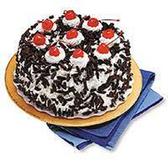 Black Forrest Cream Cake -1/4 Sheet or Large Round Cake.