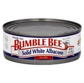 Bumble Bee Solid White Albacore Tuna in Oil -5 oz