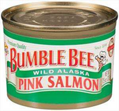 Bumble Bee - Wild Alaska Pink Salmon -14.75oz