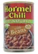 Hormel No Beans Turkey 98% Fat Free Chili, 15 OZ