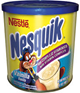Nestle Nesquik Vanilla -14.1oz