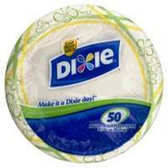 Dixie Dinner Plates Value Pack - 95 Count