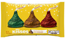 Heshey's Kisses Milk Chocolate Filled With Caramel -11oz