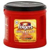 Folgers Coffee - Breakfast Blend - 27.8 oz