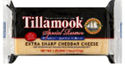 Tillamook Special Reserve Extra Sharp Cheddar Block Cheese -16oz