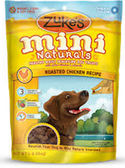 Zukes  Mini Natural Roasted Chunk Recipe  Dog Treat -6oz