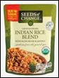 Seeds of Change - Indian Rice Blend -8.5oz