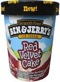 Ben & Jerry's - Red Velvet Cake -16oz