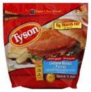 Tyson Frozen Chicken Breast Patties -26 oz