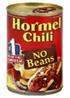 Hormel No Beans Chili, 15 OZ