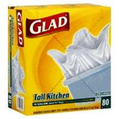 Glad Tall Gallon Value Pack Kitchen Bags - 100 Count