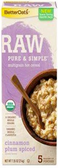 Better Oats Organic Raw - Cinnamon Plum Spiced -5pouches