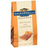 Ghirardelli Chocolate Squares MilkChocolate w/Caramel Filling-3.