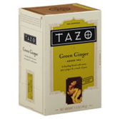 Tazo Green Ginger Tea -1.5 oz