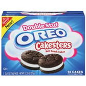 Nabisco Double Stuf Oreo Cakesters -5 pk
