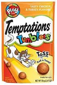Whiskas Temptations Temtations Tumblers Chicken & Turkey Flavors