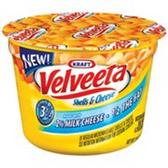 Kraft Velveeta w/ 2% Milk Shells and Cheese -12 oz