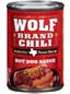 Wolf Hot Dog Sauce, 10 OZ