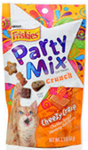 Friskies Party Mix Cat Treats Cherry Craze -6oz