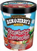 Ben & Jerry's - Strawberry Cheesecake -16oz