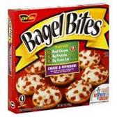 Bagel Bites Pepperoni, Cheese & Sausage -7 oz