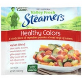 Green GiantValley Fresh Steamers Healthy Colors Market Blend-11o