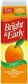 Bright & Early - Orange Juice -59oz