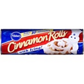 Pillsbury Flaky Supreme Cinnamon Rolls with Icing