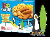 Kid Cuisine - Fish Sticks -1 meal