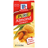 McCormick Specialty Extracts Pure Almond Extract -1 oz