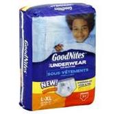 GoodNites Underwear Boy L-XL