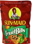 Sun Maid Fruit Bits -6oz
