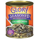 Glory Foods Seasoned Southern Style Collard Greens-27 oz