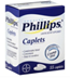 Phillips Laxative Caplets, 55 CT