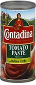 Contadina - Tomato Paste w/ Italian Herbs -6oz
